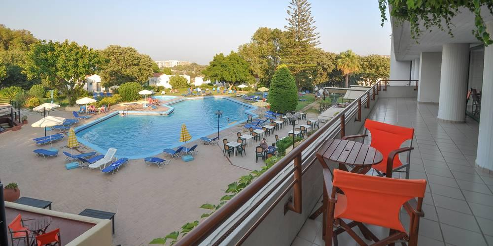 Holidays at Kalithea Sun and Sky Hotel in Kalithea, Rhodes
