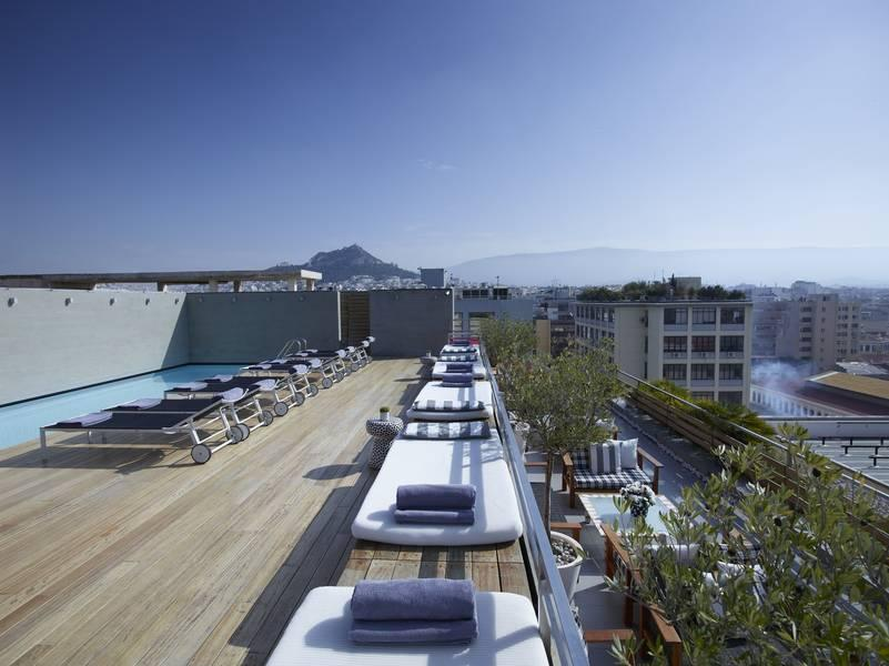 Holidays at Fresh Hotel in Athens, Greece