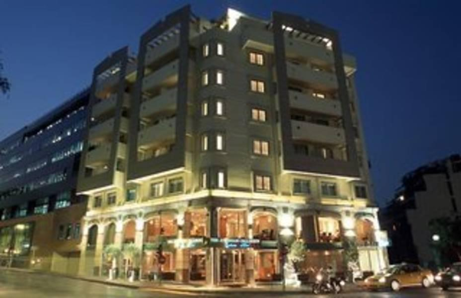 Holidays at Athenian Callirhoe Hotel in Athens, Greece