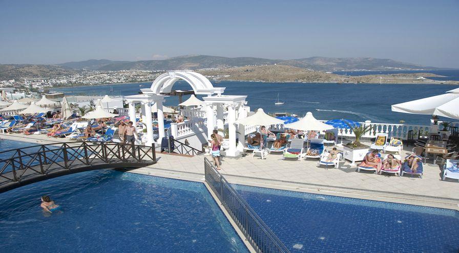 Bodrum Marimar Resort Hotel, Gumbet, Bodrum Region, Turkey