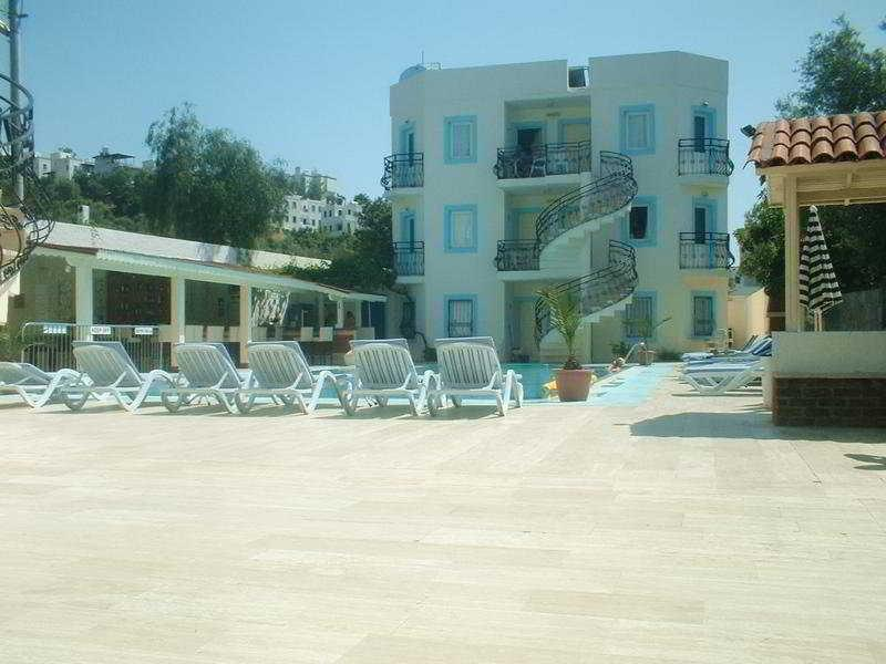 Holidays at Merve Apartments in Bodrum, Bodrum Region