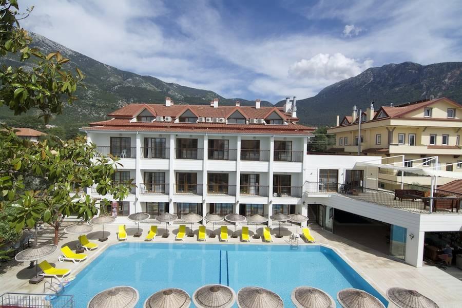 Holidays at Golden Life Resort Hotel and Spa in Ovacik, Dalaman Region