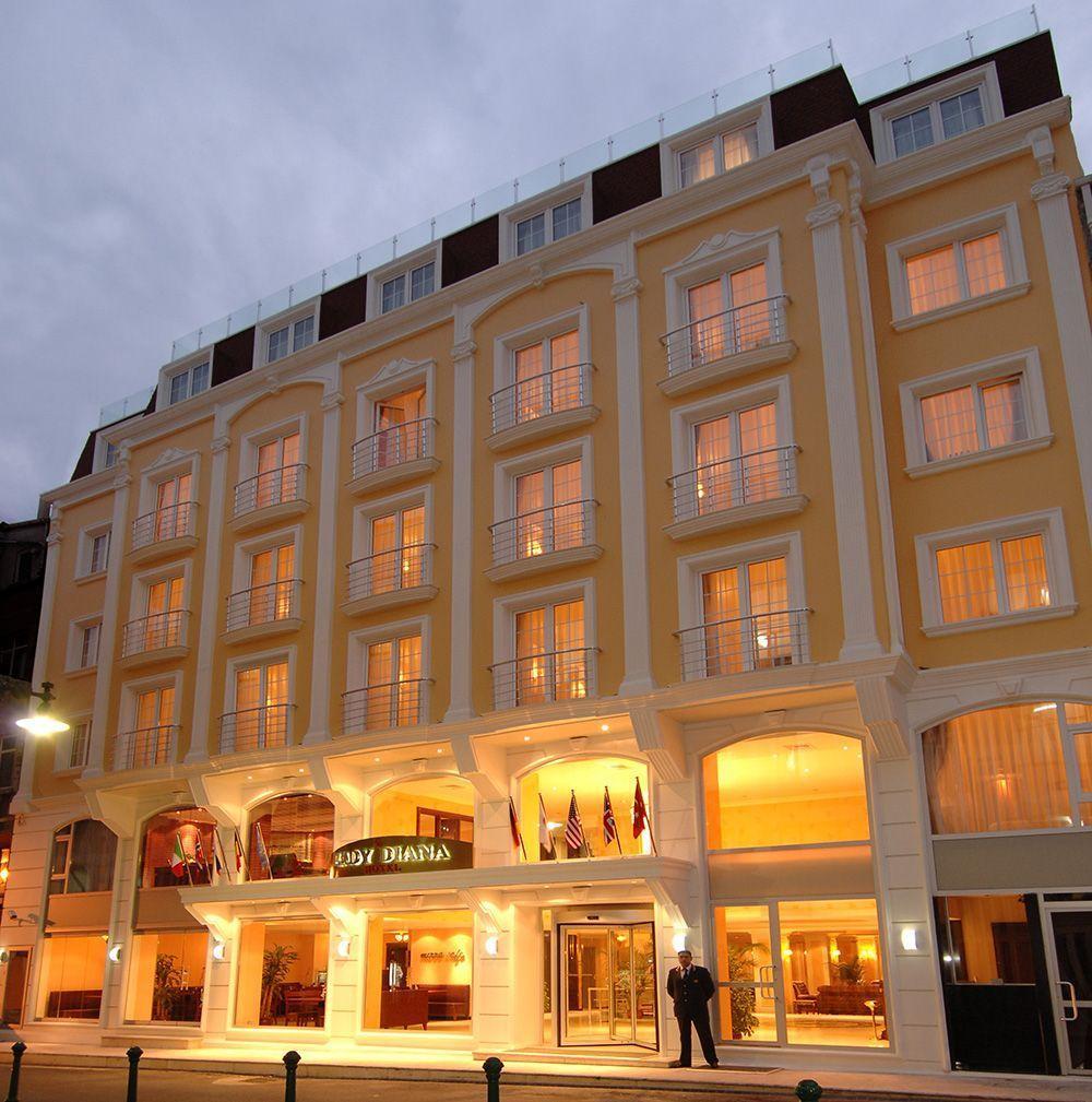 Holidays at Lady Diana Hotel in Istanbul, Turkey