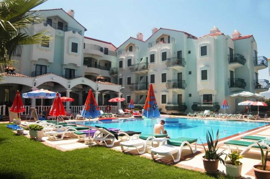Holidays at Oykun Hotel in Calis Beach, Dalaman Region