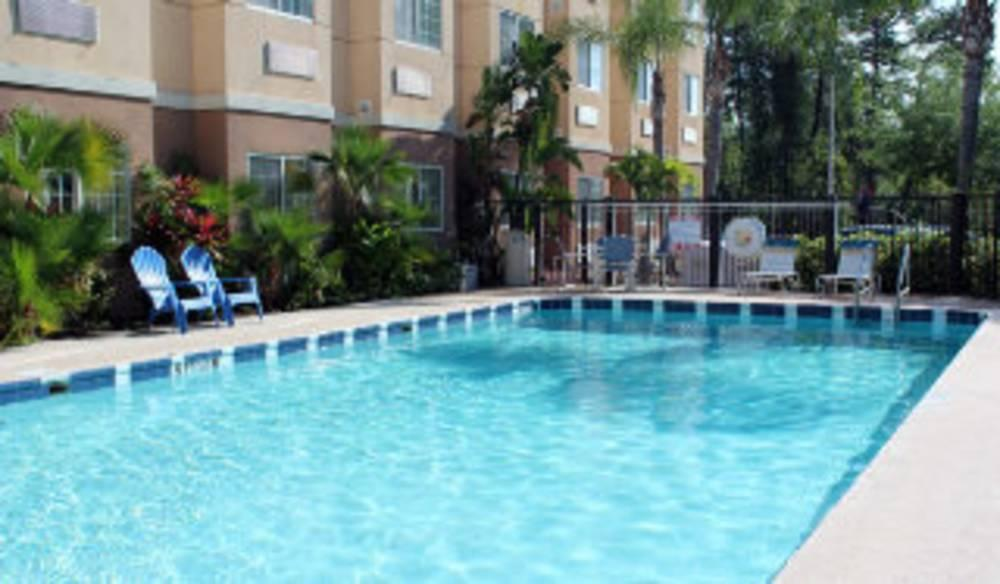 Holidays at Floridian Suites and Hotel in Orlando International Drive, Florida