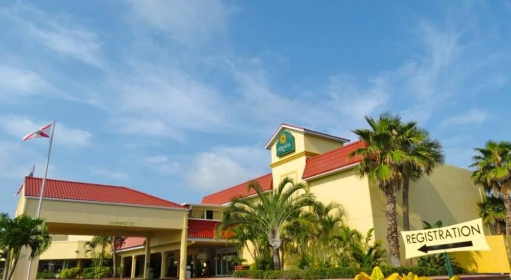 Holidays at La Quinta Inn Orlando International Drive Hotel in Orlando International Drive, Florida