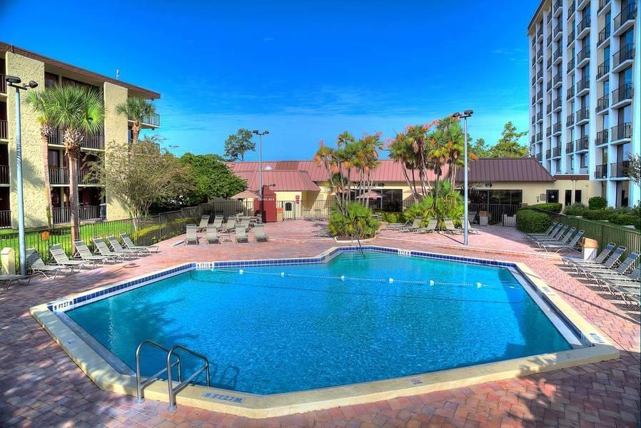 Holidays at Rosen Inn on International Drive in Orlando International Drive, Florida