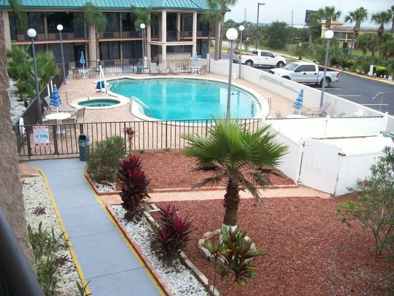Holidays at Days Inn and Suites Davenport in Kissimmee, Florida