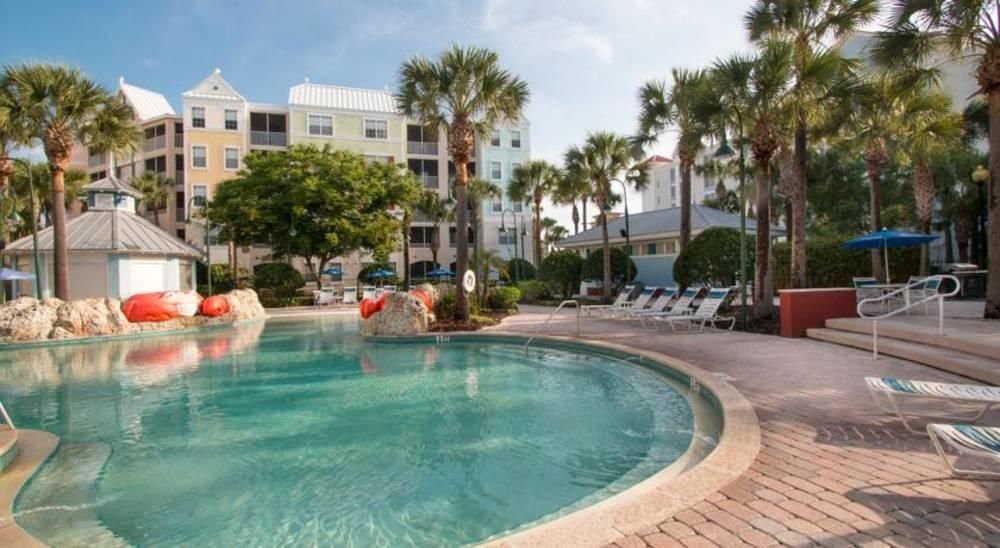 Holidays at Springhill Suites Orlando Kissimmee in Kissimmee, Florida