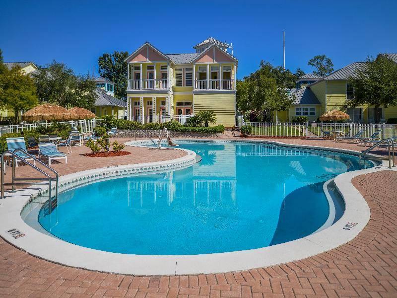 Holidays at Barefoot N Resort in Kissimmee, Florida