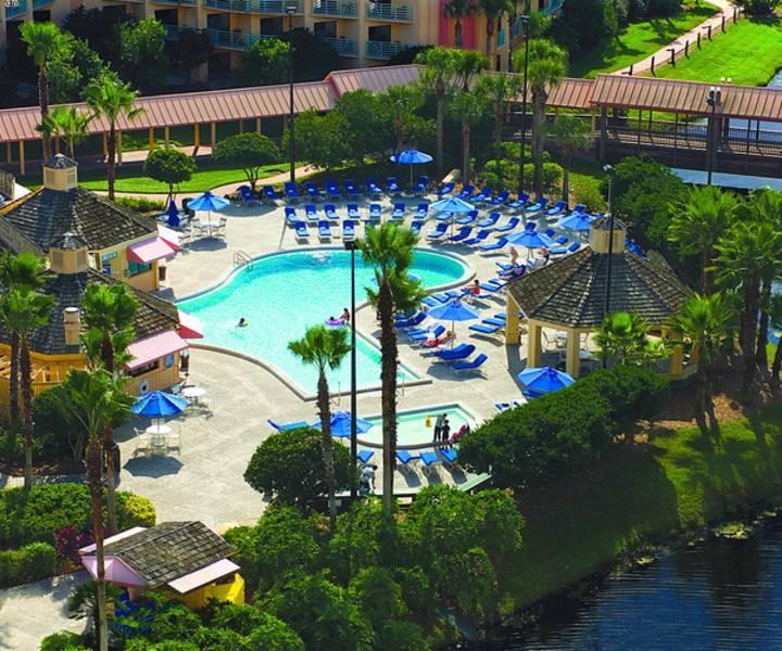 Holidays at Hilton Orlando Buena Vista Palace in Lake Buena Vista, Florida