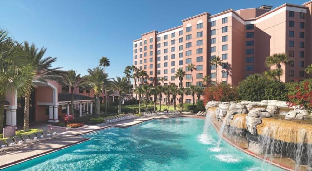 Holidays at Caribe Royale Orlando Suites in Lake Buena Vista, Florida