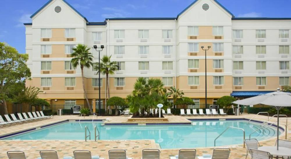Holidays at Fairfield Inn & Suites Orlando Lake Buena Vista in Lake Buena Vista, Florida
