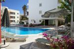 Swimming Pool and Sun Terrace at Anastasia Hotel and Apartments