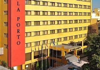 Holidays at HF Tuela Porto Hotel in Oporto, Portugal