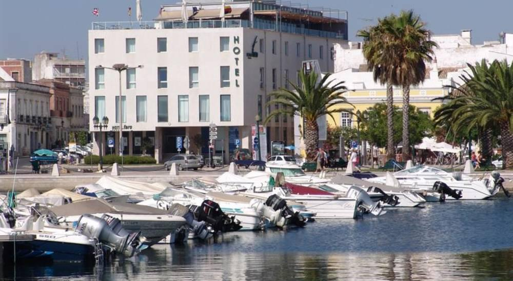 Holidays at Faro Hotel in Faro, Algarve