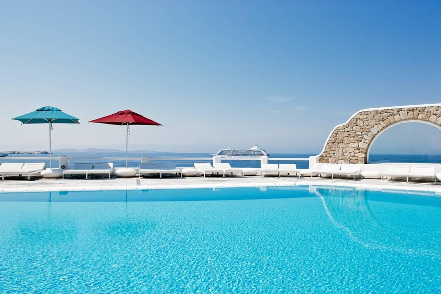 Holidays at Kouros Hotel and Suites in Mykonos Town, Mykonos