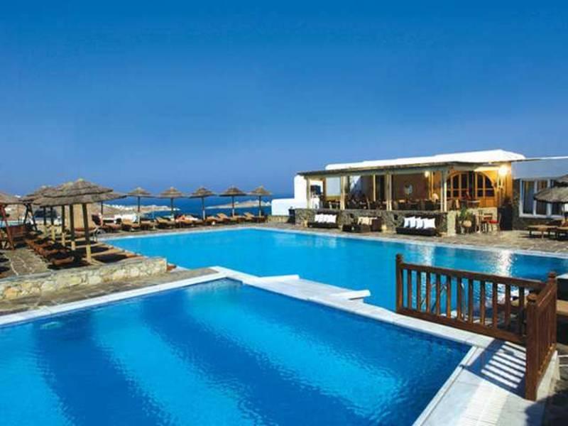 Holidays at Myconian K Hotels Complex in Mykonos Town, Mykonos