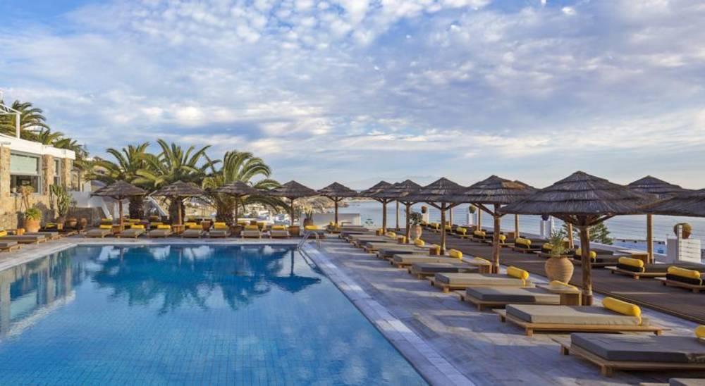 Holidays at Myconian Ambassador Hotel And Thalasso Centre in Plati Gialos, Mykonos