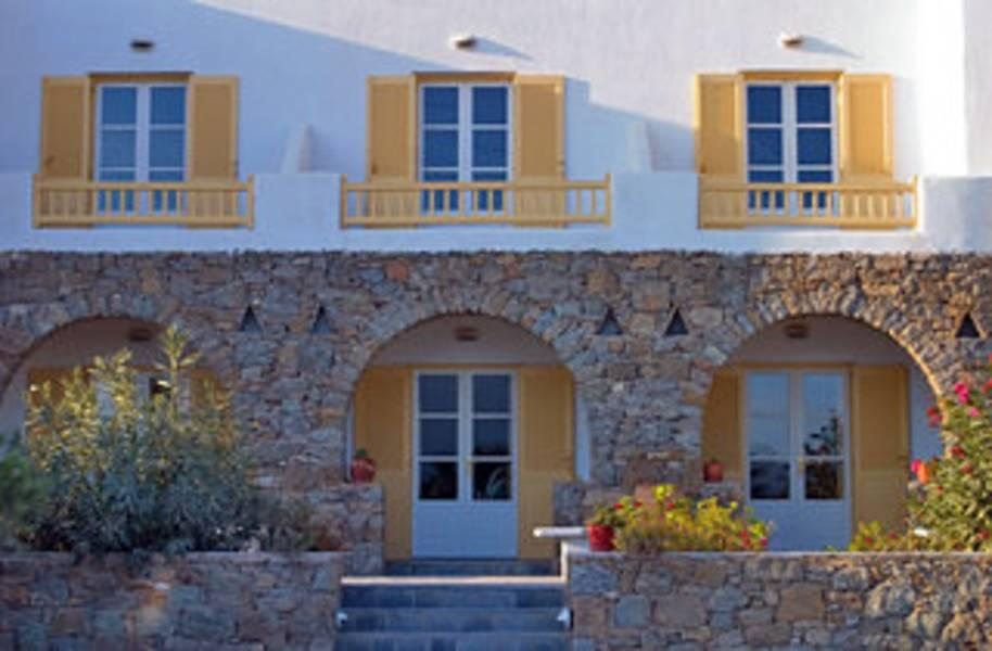 Holidays at Mykonos Palace Hotel in Plati Gialos, Mykonos