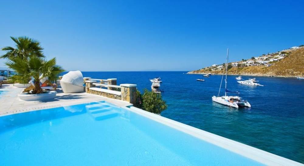 Holidays at Nissaki Boutique Hotel in Plati Gialos, Mykonos