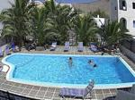 Holidays at Sellada Beach Hotel in Perissa, Santorini