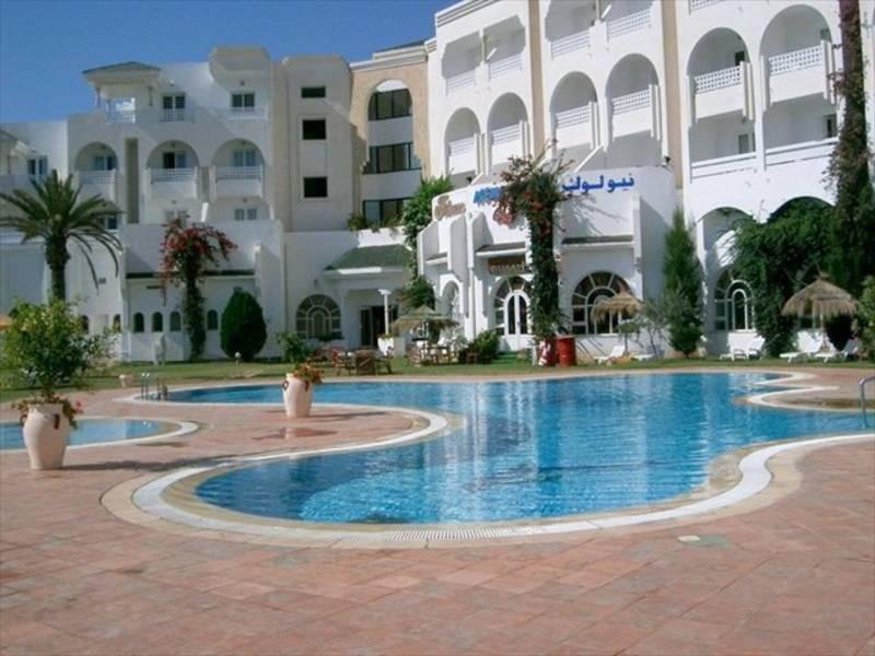 Holidays at Houria Palace Hotel in Port el Kantaoui, Tunisia