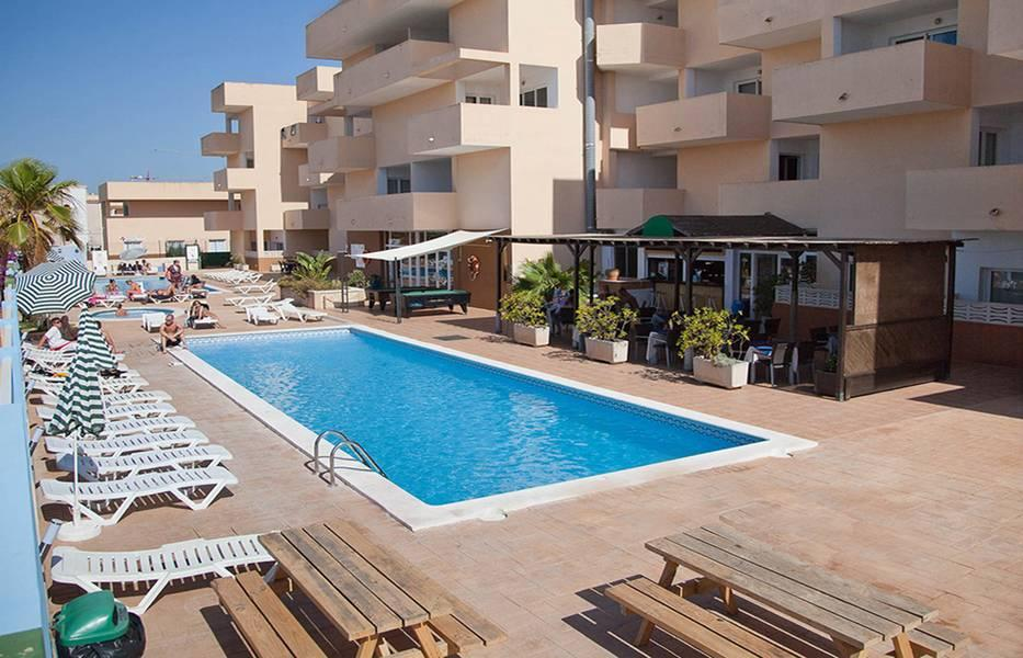 Holidays at Blue Star Apartments in San Antonio Bay, Ibiza