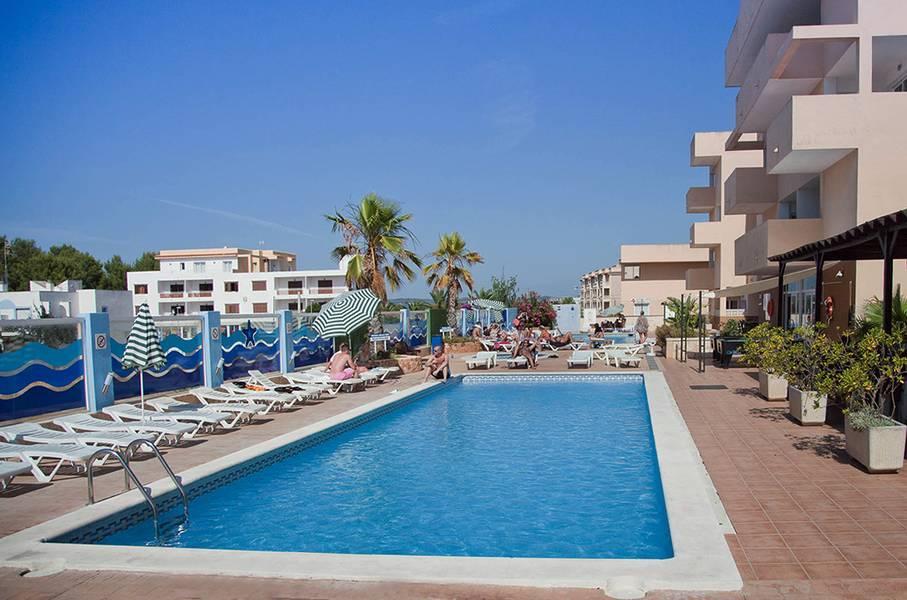 Blue Star Apartments, San Antonio Bay, Ibiza, Spain. Book ...
