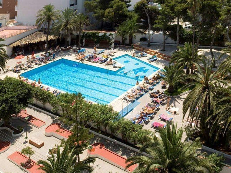 Holidays at Cervantes Hostal in San Antonio, Ibiza