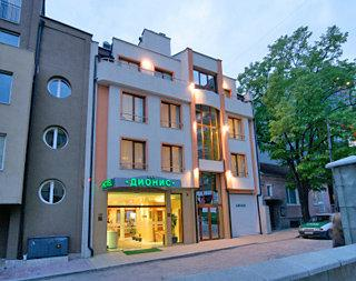Holidays at Dionis Hotel in Varna, Bulgaria