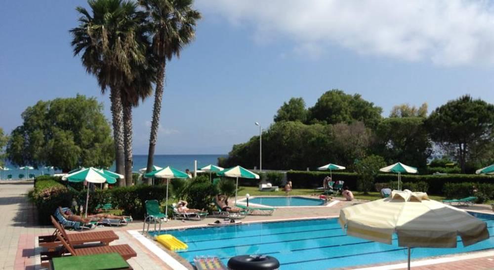 Holidays at Pylea Beach Hotel in Ialissos, Rhodes