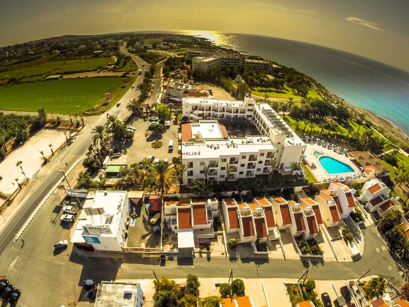 Holidays at Helios Bay Apartments in Chloraka, Cyprus