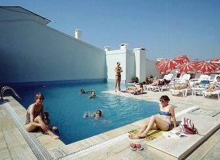 Holidays at Akdas Apartments in Kusadasi, Bodrum Region