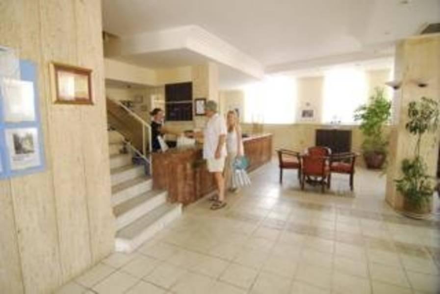 Holidays at Akdeniz Apartments in Kusadasi, Bodrum Region