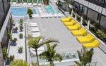 Sun Loungers at Vanilla Garden Hotel