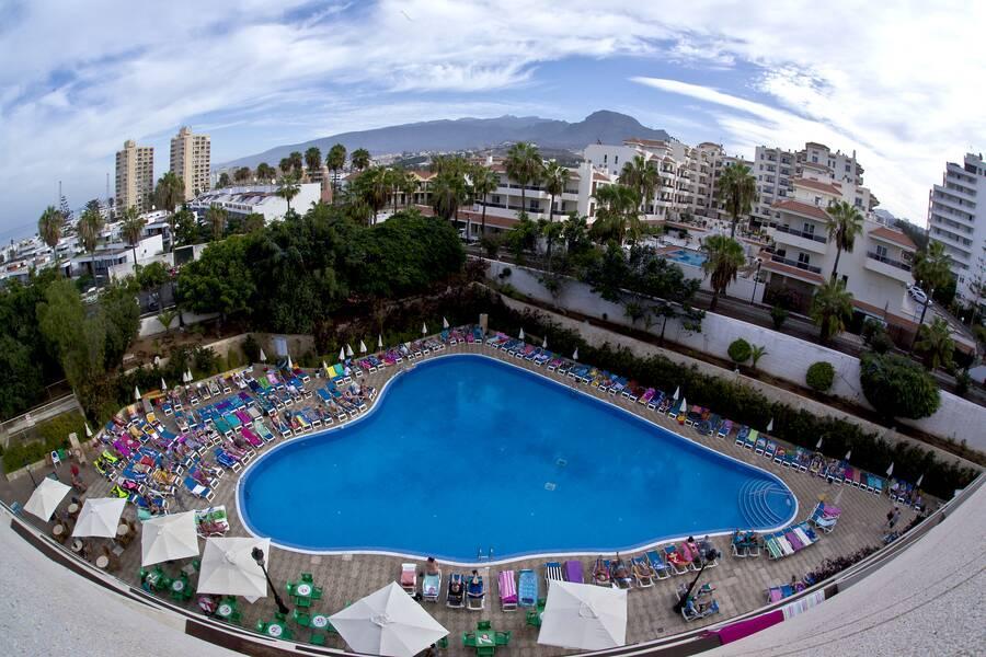 Las Piramides Apartments Playa De Las Americas Tenerife