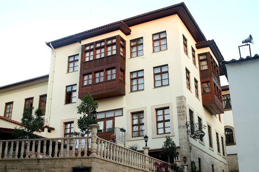 Holidays at Karyatit Hotel in Kaleici, Antalya