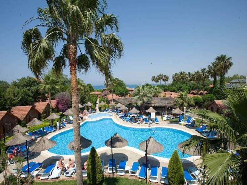 Holidays at Can Garden Beach Hotel in Side, Antalya Region