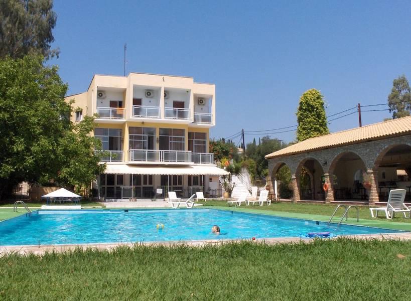 Holidays at Amalia Hotel in Dassia, Corfu