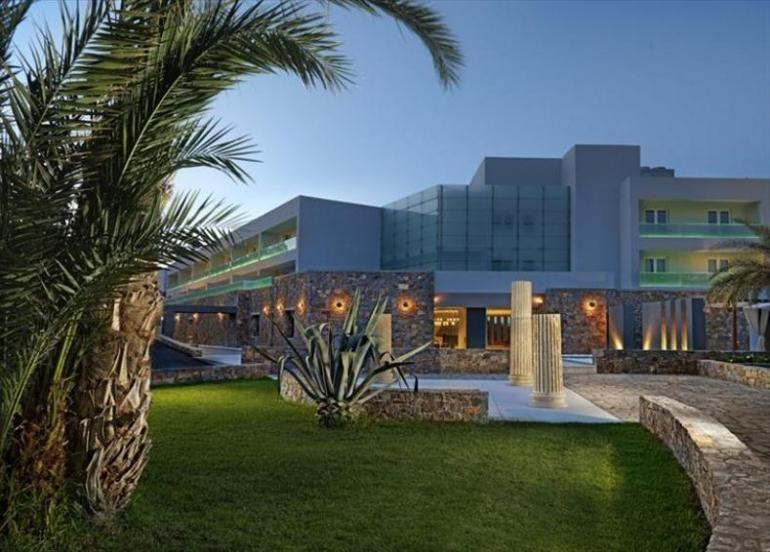 Holidays at Crystal Energy Hotel in Aghia Pelagia, Crete