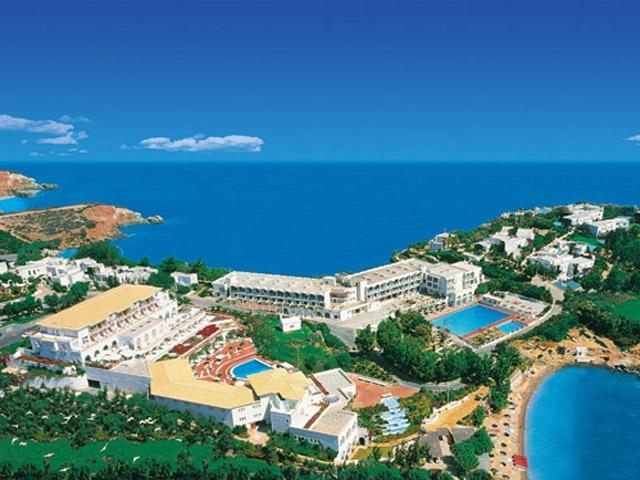 Holidays at Divine Thalassa Hotel in Aghia Pelagia, Crete