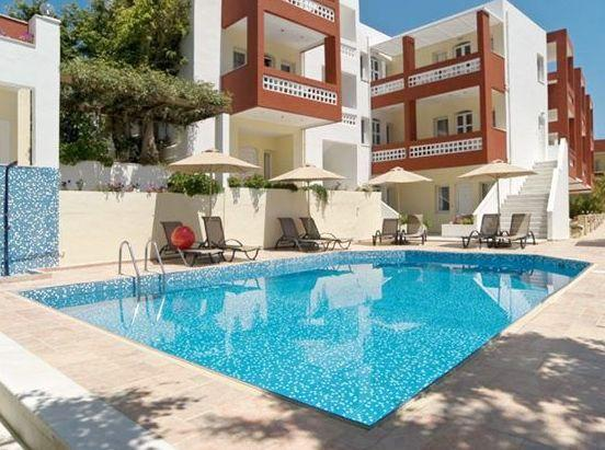 Holidays at Troulis Apartments in Bali, Crete