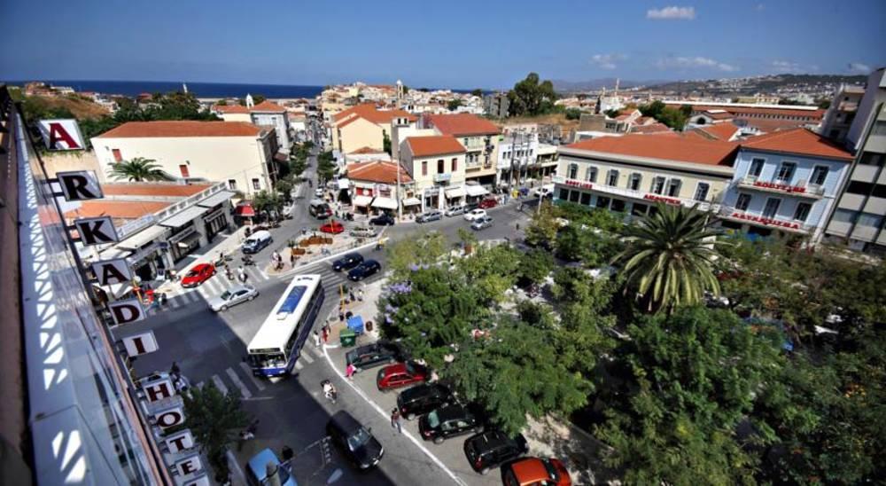 Holidays at Arkadi Hotel in Chania, Crete