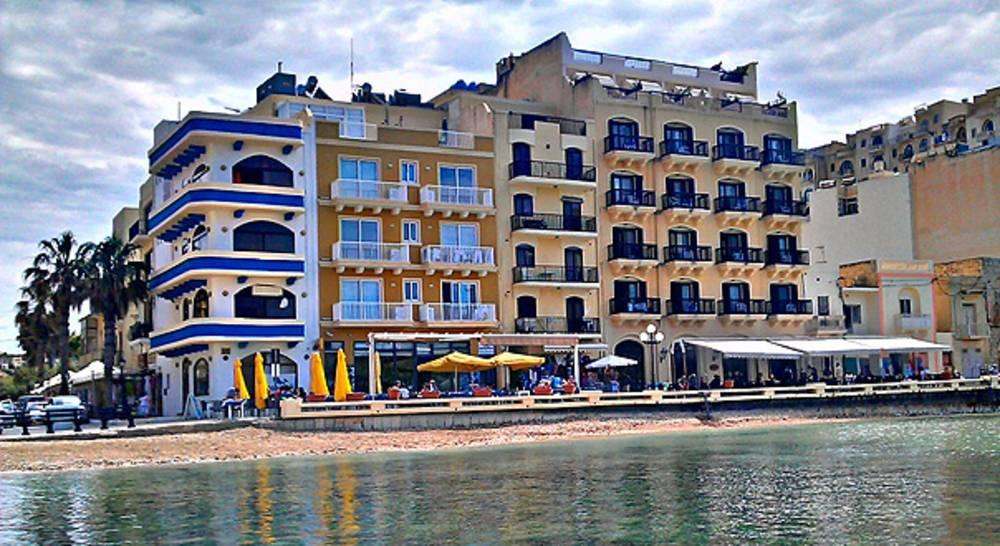 Holidays at St. Patrick's Hotel in Gozo, Malta