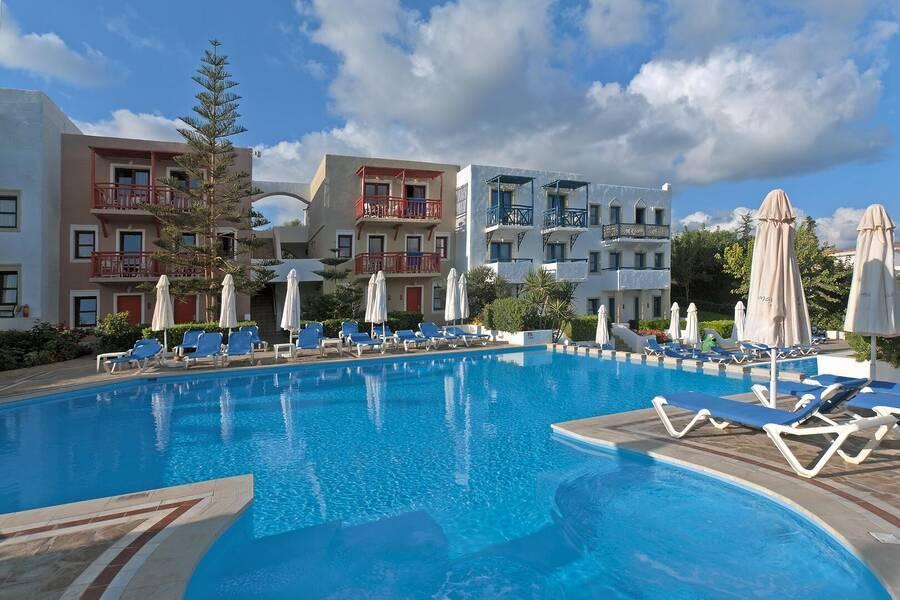 Holidays at Aldemar Cretan Village Apartments in Anissaras, Hersonissos