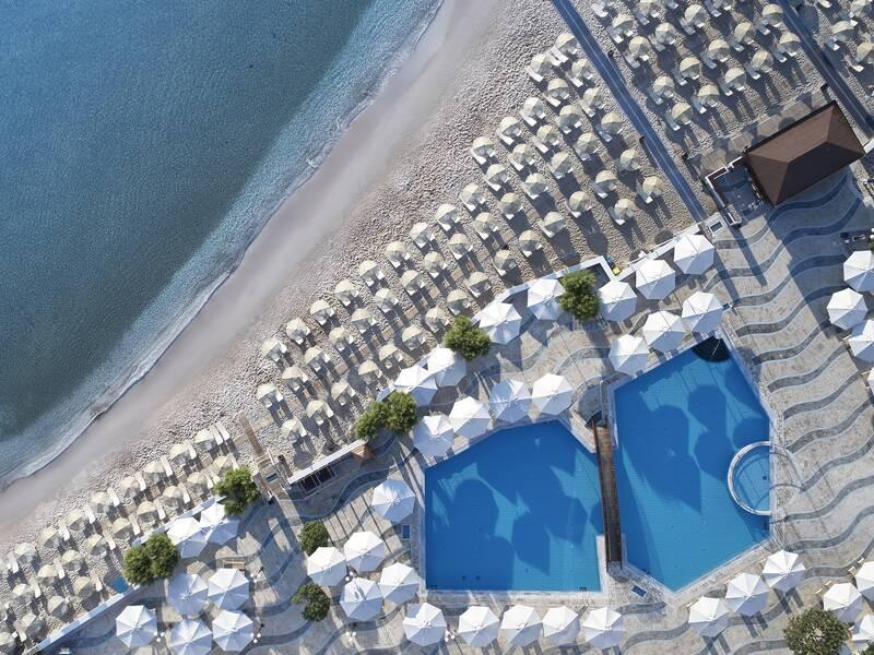 Holidays at Creta Maris Beach Resort Hotel in Hersonissos, Crete