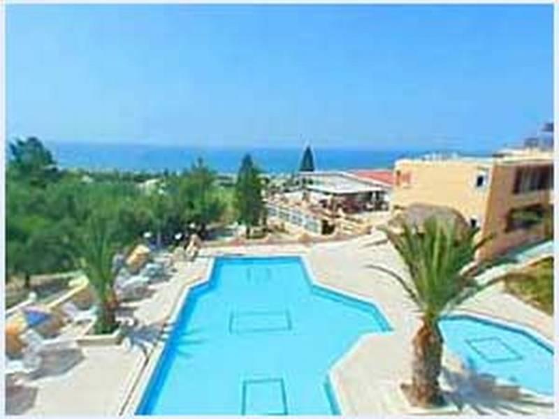 Holidays at Golden Sun Apartments in Malia, Crete