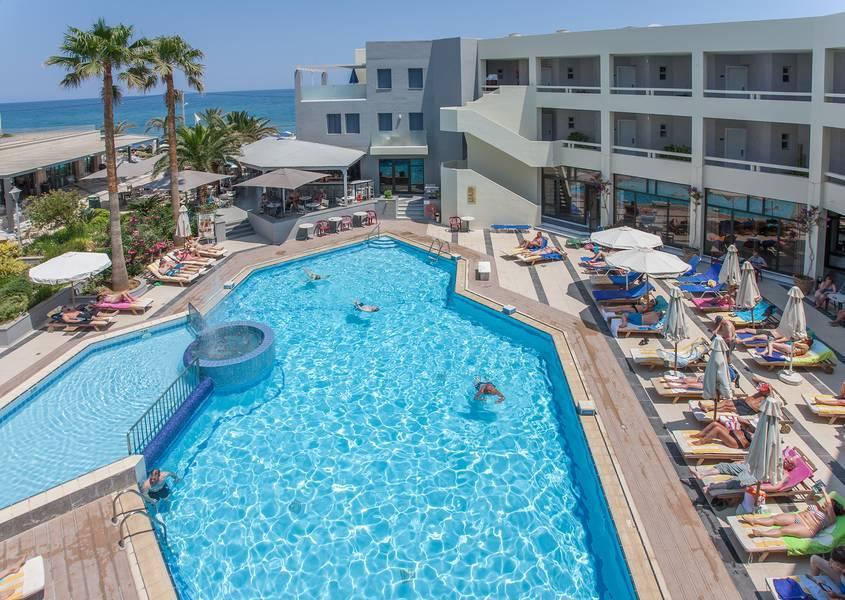 Holidays at Sentido Pearl Beach Hotel in Rethymnon, Crete