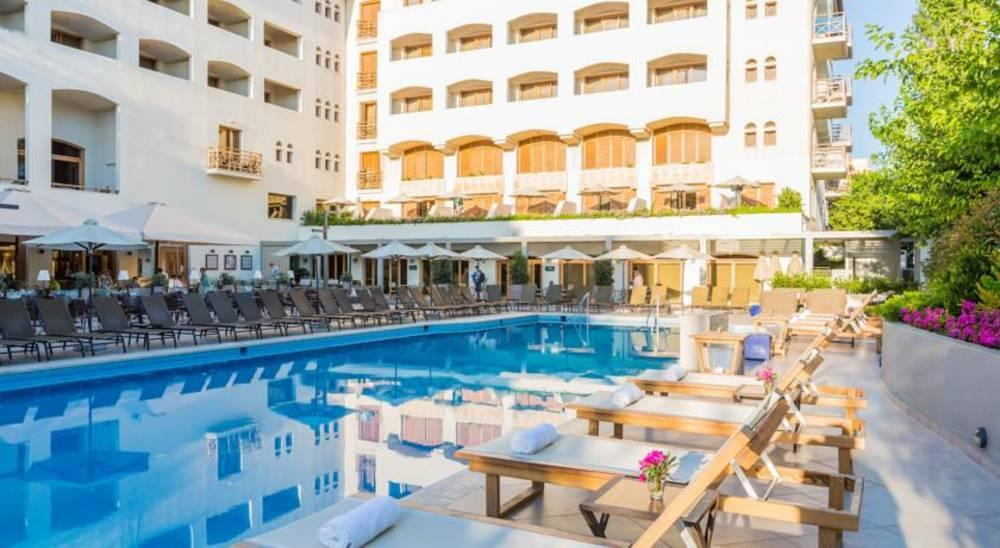 Holidays at Theartemis Palace Hotel in Rethymnon, Crete
